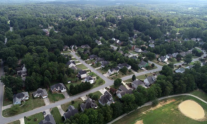 Bay Creek community