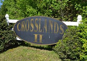 Crosslands II Entrance
