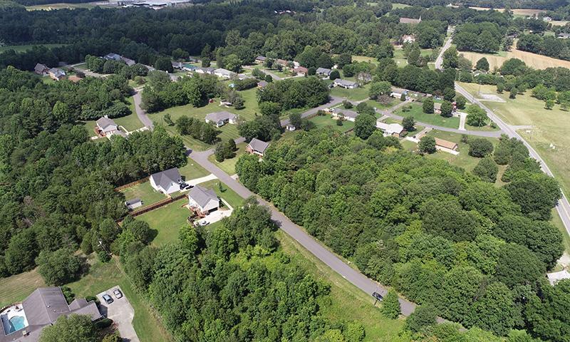 Crosslands Aerial View