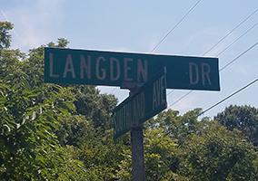 Langden Road location