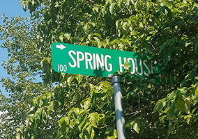 Spring House Location