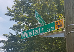 Winsted Street
