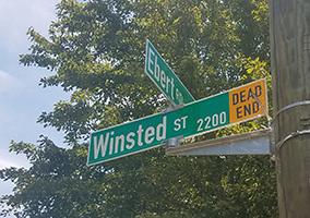 Winsted Street Location